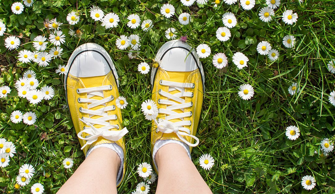 Mitarbeiter gesucht – Gerne im Frühling draußen?